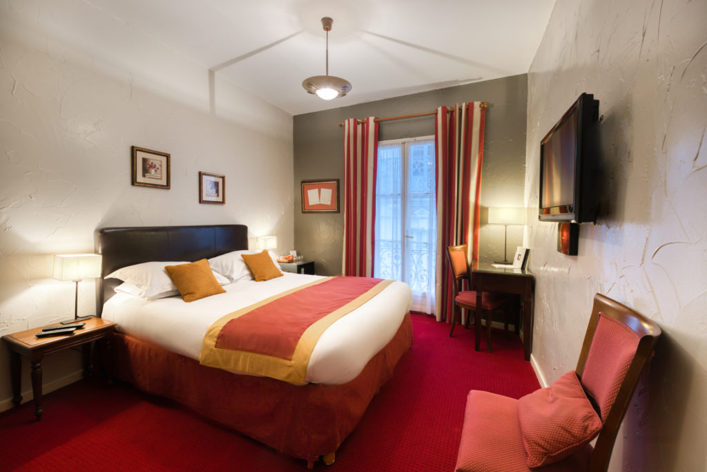 Rooms in Hotel Montpellier city centre